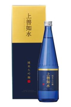 Jozen Mizuno Gotoshi Junmai Daiginjo (Blue)
