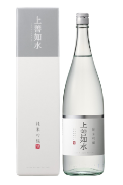 Jozen Mizuno Gotoshi Junmai Ginjo Sake (White)