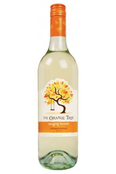 "The Orange Tree ""hanging around"" Chardonnay"