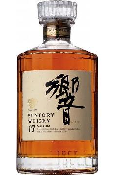 Suntory Hibiki 17 Year Old Blended Japanese Whisky