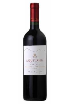 Vina Aquitania Reserva Cabernet Sauvignon